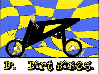 Ds Dirt Bikes in UK logo