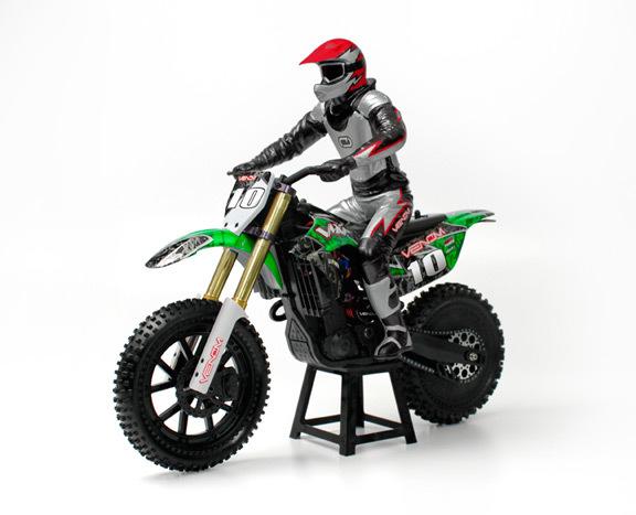 venom vmx450 green