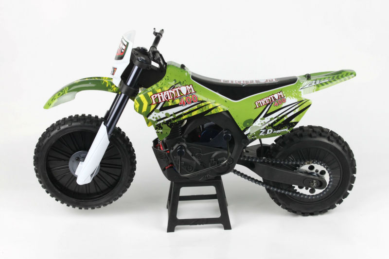 New Release Phantom 400 1 4 Rc Dirt Bike