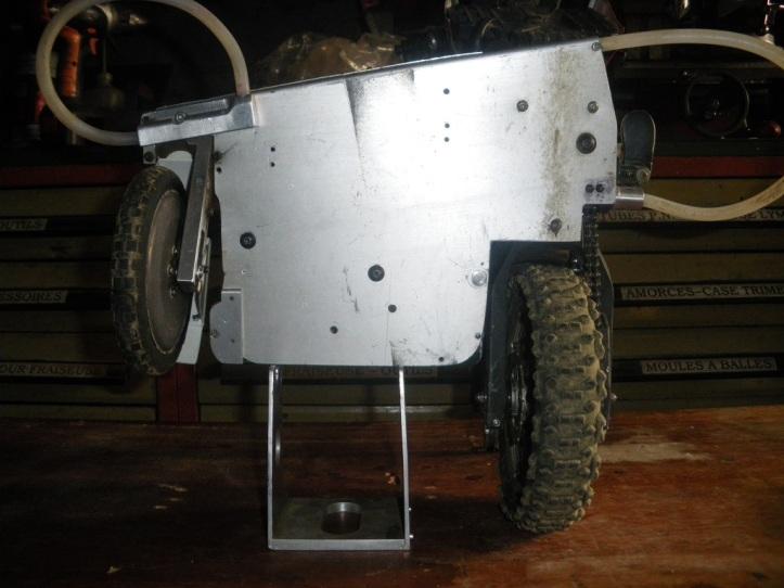 VMX Sidecar bottom