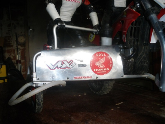 VMX Sidecar front