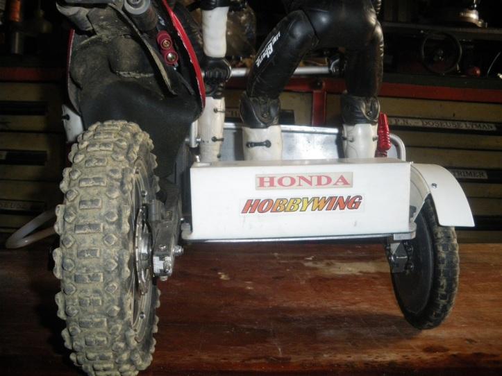 VMX Sidecar rear
